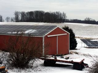 Solar in Winter: Still worth it