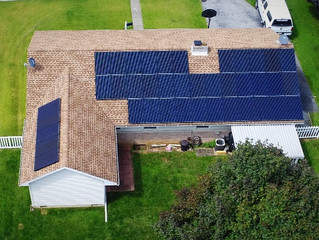 12 kW Solar PV System in Hellam, PA