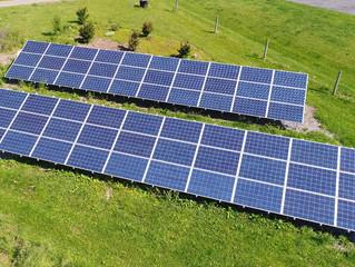 Vineyard goes Solar