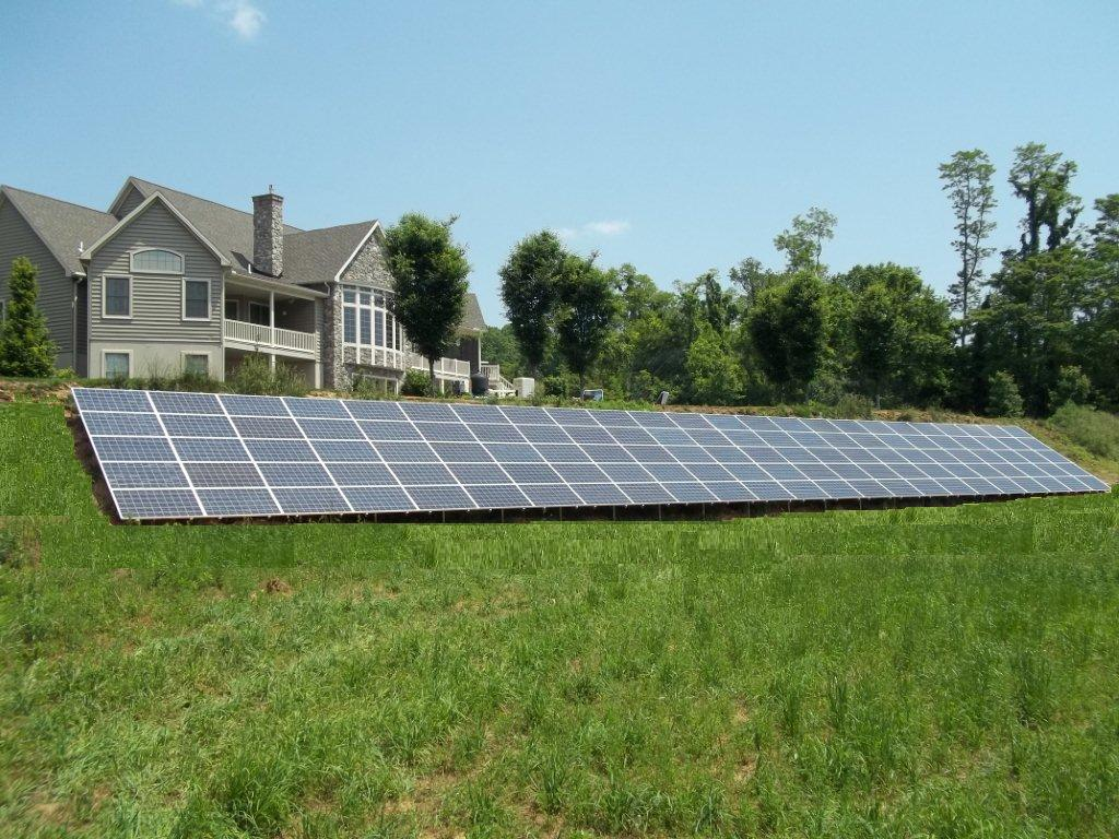 Pa Solar Panel Installation Company Residential Commercial