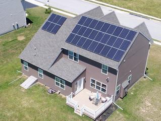 9 kW Residential Solar Array in York, PA