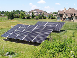 12 kW Residential Solar for Energy Independence