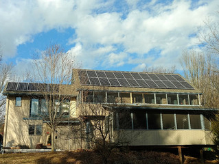10 kW Solar Home in Lancaster, PA
