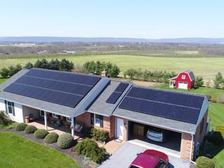 15 kW Residential Solar in Lebanon, PA