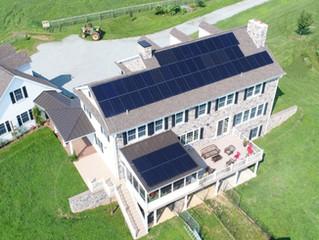 17 kW Solar System in Lancaster