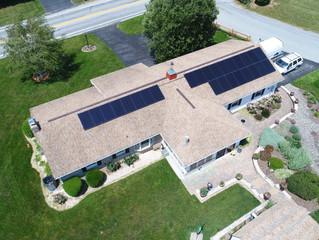 7KW Solar Installation in York, PA