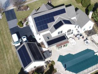 18 kW Residential Solar Array in York, PA