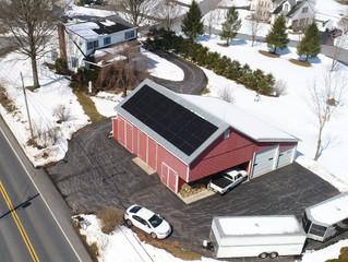 10 kW SOLAR Array in Lititz, PA