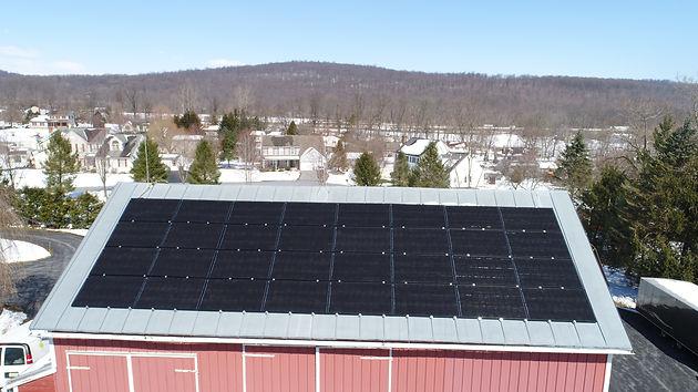 10 kW SOLAR Array in Lititz, PA | Solar Energy In PA | Wind
