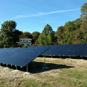 15KW Black series Solar panel array in greater Philadelphia