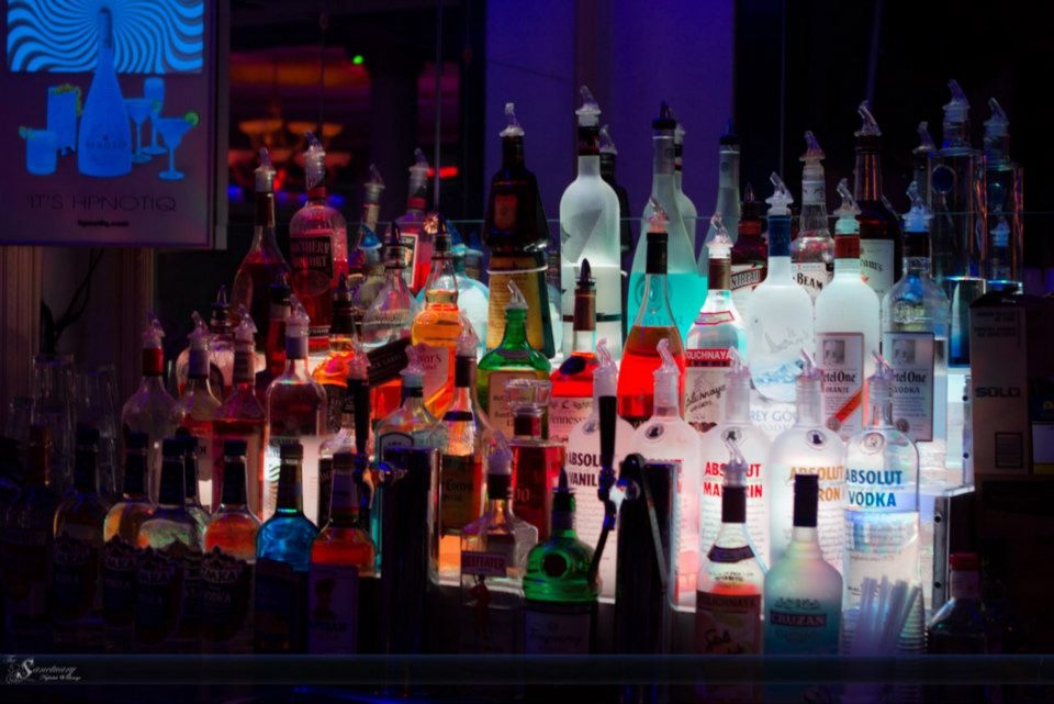 Full Bar Available