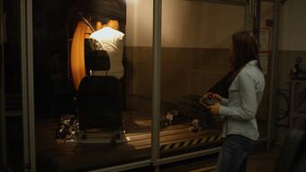 Un robot que replica el movimiento del trasero humano ayuda a alargar la vida de los asientos de veh
