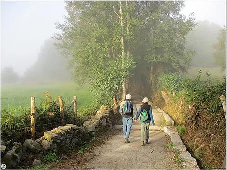 El Camino de Santiago, in english