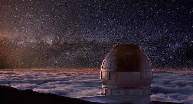 La Palma se consolida como referente mundial del Astroturismo