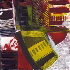 Acrylique sur toile - 20X20 - 2006