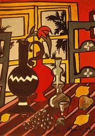 Hommage à Braque