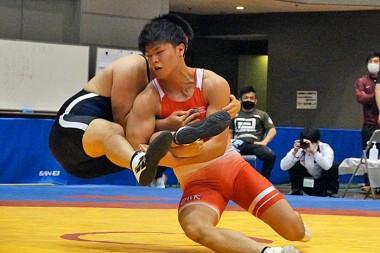 2020年西日本学生選手権 田中、下田、河津(V2)が優勝し県勢が活躍