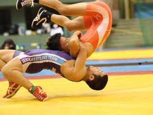 2020年全日本大学グレコローマン選手権 グレコ67kg 吉永信太郎(玉名工/専修大3)が初優勝