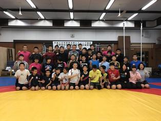 【優秀競技者支援事業】平成28年度熊本県レスリング協会 選手育成事業