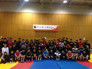 【全日本女子合宿】全日本女子チームが熊本市で合宿