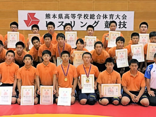 【県高校総体】玉名工28連覇(学校対抗戦)を達成し、九州大会2冠を狙う