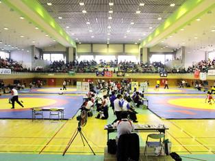 【全国中学生大会】熊本県からは石原(タイガーキッズ)が参戦し、ベスト16