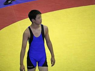 【全国中学生大会】石原弘幸(タイガーキッズ)が過去最多出場数の53㎏級(111名)でベスト8入賞
