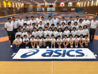 【NTCエリートキャンプ】2018年度エリートキャンプにタイガーキッズから三浦(小6)、石田(小6)が招集される