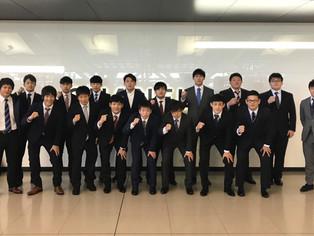 【海外遠征】西日本学生選抜チームがブルガリア遠征へ出発・河部直樹(中京大3/玉名工)