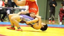 東日本学生選手権 吉永信太郎が選手権の部でフリースタイル65kg級でも強さを見せ優勝