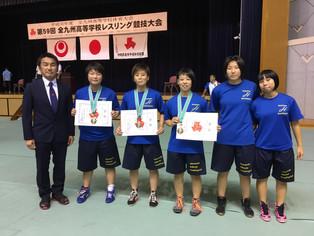 【九州高校総体】熊本県勢は5階級で優勝、北稜女子勢が3階級でV、玉名工が2階級V