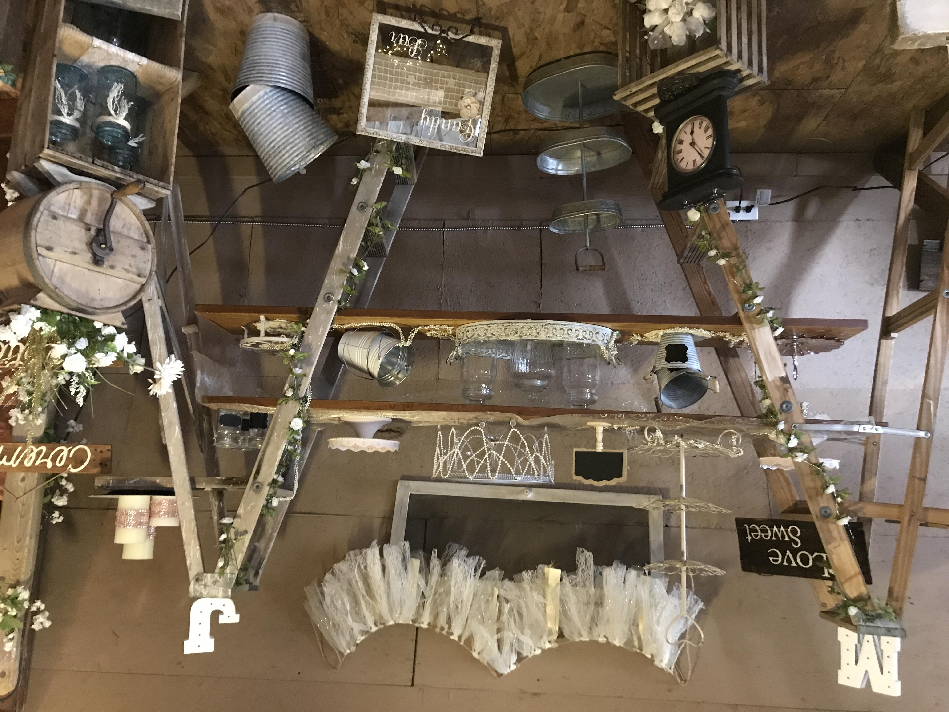 Ladders Display