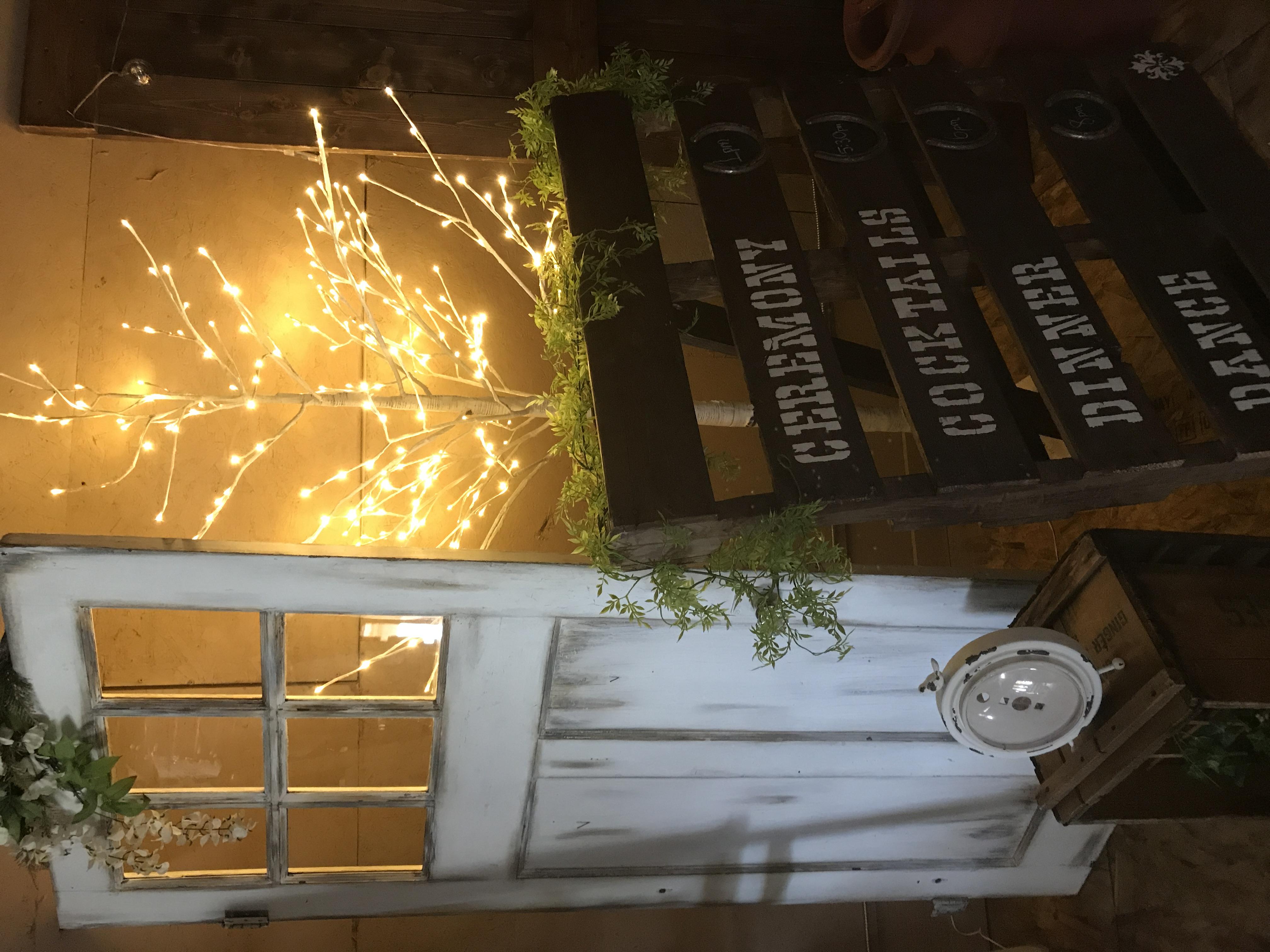 Door & Pallet