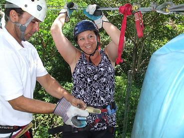 Dawn Drader Zip Lining in Costa Rica