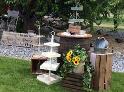 Barrel Tray Boxes