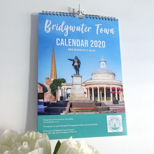 Bridgwater 2020 Calendar