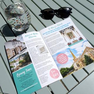 Visit Bridgwater Guide Inside