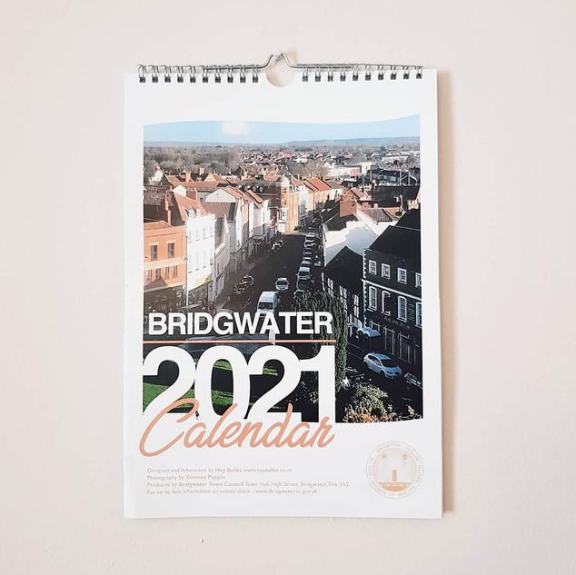 Bridgwater 2021 Calendar