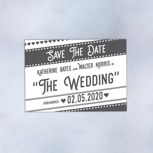 Cinema Save The Date