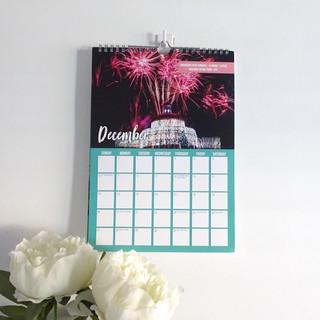 Bridgwater 2020 Calendar Inside