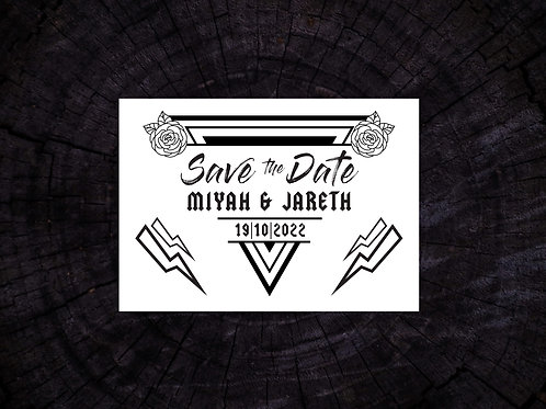Until Death Save the Date