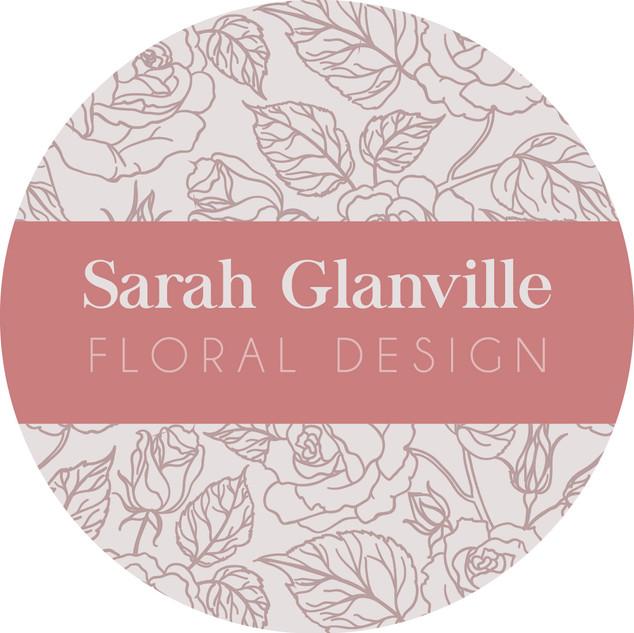 Sarah Glanville Floral Design Logo