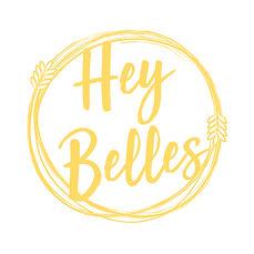 Hey Belles Logo