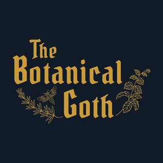 The Botanical Goth Logo