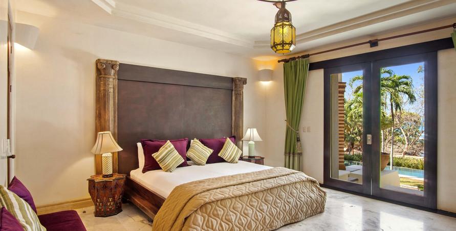 Luxury Bedroom Villa Marrakech
