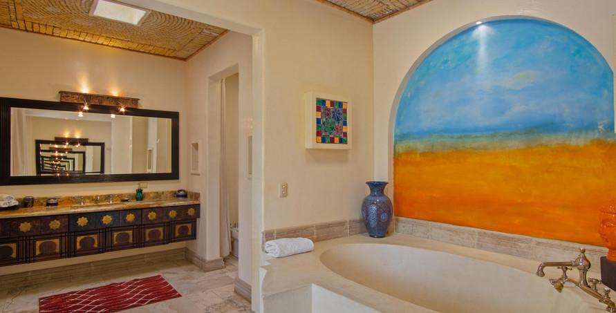 Bathroom Villa Marrakech