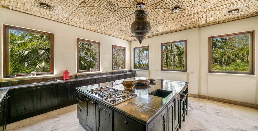Kitchen Villa Marrakech