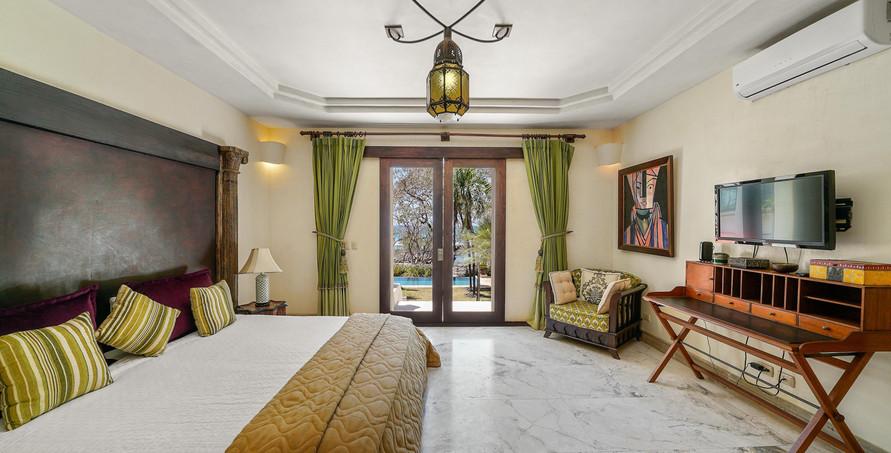 Bedroom Villa Marrakech