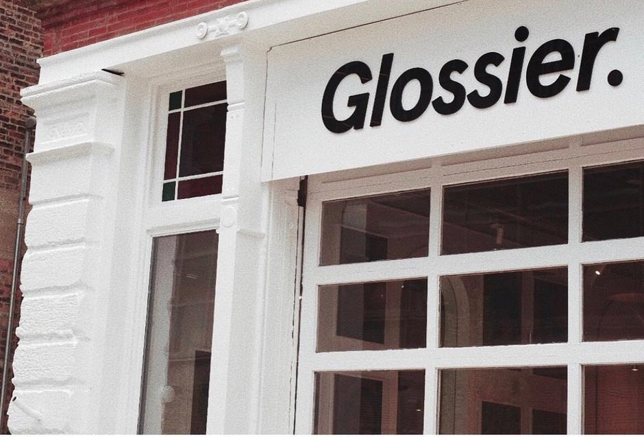 Glossier Pop-Up