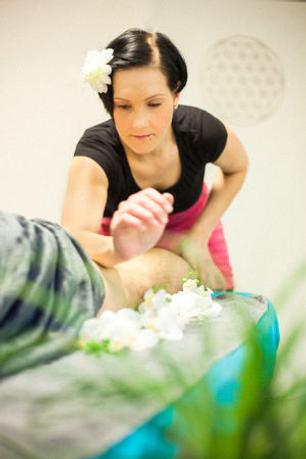 """Massage Praxis """"Zeit für Mich"""" von Maike Vogel"""